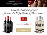 Fifty Shades of Grey – Red Satin & White Silk (6er-Paket) für nur 71,64€ statt 119,40€