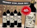 Flor de Zalin 2016 6 Flaschen für nur 42,90€ statt 71,70€ mit -40%