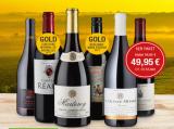 Französische Rotwein-Reise 6er-Paket für nur 49,95€