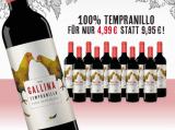 Gallina Tempranillo Bio 2017 12 Flaschen für nur 59,90€ statt 119,40€ mit -50%