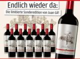 Juan Gil Selección Bartolomé Abellan 2016 12 Flaschen für nur 77,70€ statt 155,40€ mit -50%