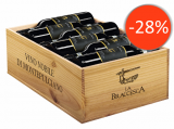 2014 La Braccesca Vino Nobile 12er Holzkiste