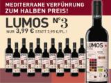 Lumos No.3 Monastrell-Shiraz 2016 12 Flaschen für nur 47,90€ statt 95,40€