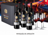 Marqués de Arragón Reserva Paket für nur 39,90€ statt 81,90€