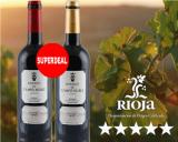 Marqués de Campo Nuble Superdeal 5-Sterne-Rioja-Empfehlungen bei Silkes Weinkeller