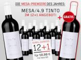Mesa/4.9 Tinto – 12 Flaschen inkl. 1 Fl. Gratis