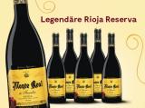 Monte Real »Reserva de Familia« 2013 6 Flaschen für nur 49,90€ statt 77,70€