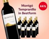 Montgó Tempranillo 2017 12 Flaschen