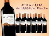 Montgo Monastrell 2016 12 Flaschen für nur 59,90€ statt 107,40€ mit -44%