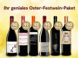 Oster-Festwein-Paket 6 Flaschen für nur 66,00€ statt 96,65€ mit -32%