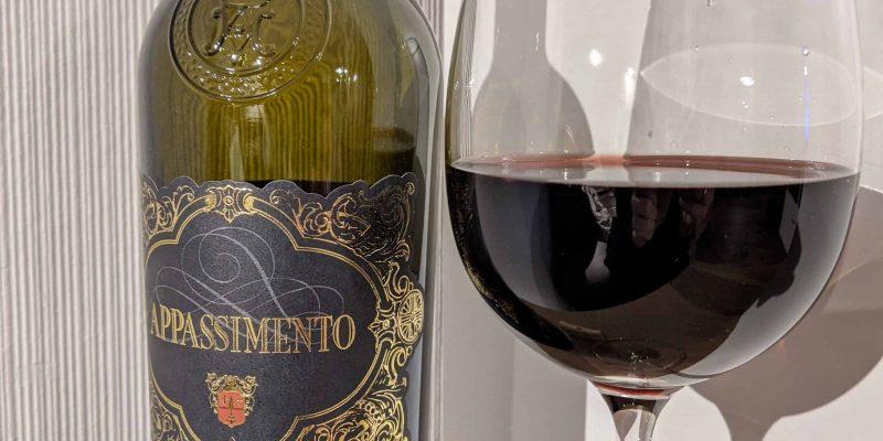 Wein-Tasting: Rosso Passito 'Appassimento' Puglia 2018 Barbanera