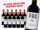 Pau Tinto 2016 12 Flaschen für nur 41,90€ statt 71,40€ mit -41%