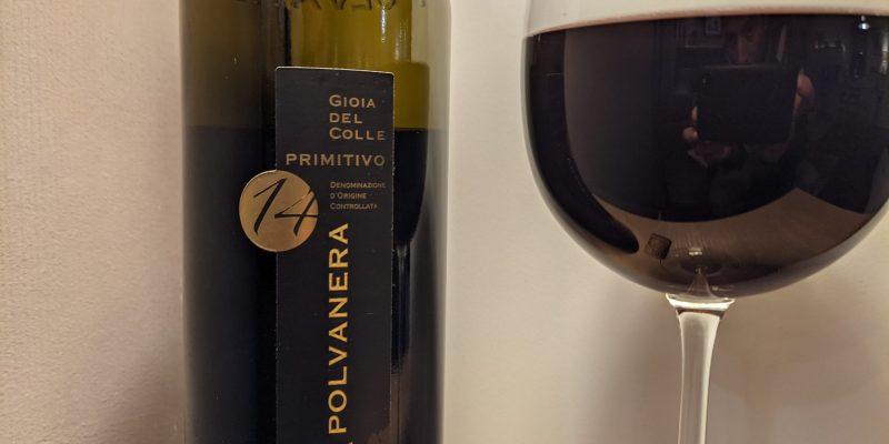 Wein-Tasting: Polvanera 14 Primitivo DOC Gioia del Colle