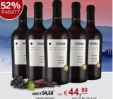 Primitivo di Manduria SEDNA – 5 Flaschen nur 44,90€ statt 94,50€ inkl. Gratis Versand!