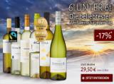 Probierpaket 6 Weine unter 6 Euro Weißweine für nur 29,50€ statt 35,55€