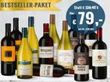 Probierpaket Hawesko Bestseller der begehrtesten Weine für 79€ statt 108,46€