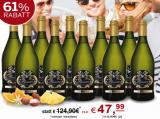Vorteilspaket 10 Flaschen Prosecco Frizzante Silvio DOC