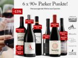 Robert Parker – Herausragende Weine aus Spanien (6er-Paket) mit -15%