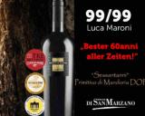 San Marzano Sessantanni 60 anni Primitivo di Manduria 2015