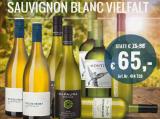 Sauvignon Blanc Probierpaket Einsteiger für nur 65€ statt 75,38€
