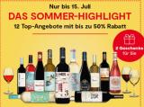 Sommer-Highlight – Sommer-Spar-Tickets bei vinos mit bis zu 50% RABATT