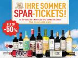 Sommer- Spar- Tickets: 13 Top- Angebote mit bis zu 50% Sommer- Rabatt bei Vinos