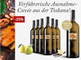 6 x Teruzzi & Puthod Terre di Tufi Toscana + 1 Magnum gratis! für nur 101,40€ statt 135,30€