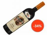 Ultimate Zin Old Vine Zinfandel California 2015 für nur 6,49€ statt 9,90€
