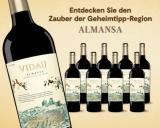 Vidau Almansa 2017 9 Flaschen