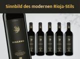 Vinebro Reserva 2012 6 Flaschen für nur 59,90€ statt 113,70€ mit -47%