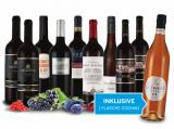 Vorteilspaket Die Welt des Rotweins inkl. 1 Flasche Cognac für nur 69,90€ statt 147,42€