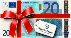 Wine in Black 20€ Gutschein