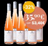 Bio Rosé Paket – Harth + Harth, Rheinhessen – 4.5 L – Weingut Harth GbR bei VINZERY