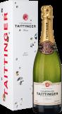 Champagne Taittinger Réserve / Champagner / Champagne Brut, Champagne AC, Geschenketui