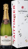 Champagne Taittinger Réserve / Champagner / Champagne Brut, Champagne AC, Geschenketui bei Hawesko