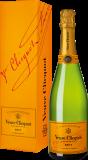 Champagne Veuve Clicquot Ponsardin / Champagner / Champagne Brut, Champagne AC, Geschenketui bei Hawesko