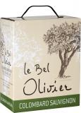 2017 Colombard & Sauvignon Blanc, Le Bel Olivier, Bag-in-Box (3,0 l)