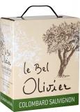 2018 Colombard & Sauvignon Blanc, Le Bel Olivier, Bag-in-Box (3,0 l)
