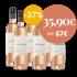 Infinitus Blanco Chardonnay-Viura 2020  0.75L 12.5% Vol. Weißwein Trocken aus Spanien bei Wein & Vinos