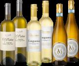 Edle Lugana Bestseller im Paket / Weißwein /  3×2 Fl. bei Hawesko
