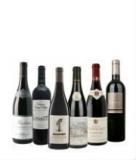 Französische Weinauslese Kenner