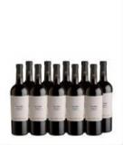 Piluna Primitivo Salento IGT 10 Flaschen Set