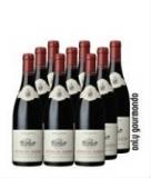 Perrin Côtes du Rhône La Bicarelle only gourmondo 9-Flaschen-Set