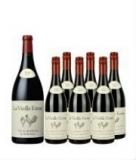La Vieille Ferme Rouge Set 6 Flaschen + Magnum