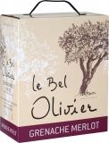 2017 Grenache & Merlot, Le Bel Olivier Rouge, Bag-in-Box (3,0 l)