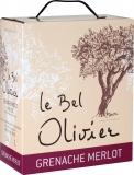 Grenache & Merlot, Le Bel Olivier Rouge, Bag-in-Box (3,0 l) bei Rindchen