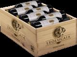 2016 Leolucaia Rosso / Rotwein / Toskana Rosso di Toscana IGT, 12er Holzkiste