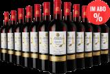 2015 Marqués de Sandoval Reserva / Rotwein / Aragon Lieblingswein Abonnement, 12 Fl.