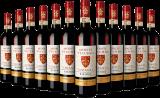 2015 Monte Vecchio Chianti Riserva / Rotwein / Toskana Lieblingswein Abonnement, 12 Fl.