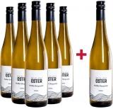 Oster 2020 5+1 Paket Weißer Burgunder Weingut Oster – Mosel – bei WirWinzer